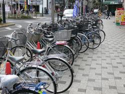 放置自転車などの撤去 - 山梨県...